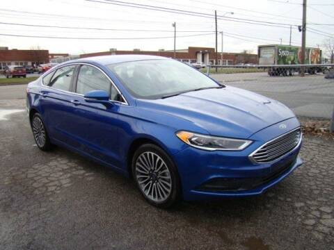2018 Ford Fusion for sale at 1st Class Imports LLC in Cleveland OH