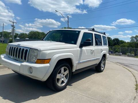 2010 Jeep Commander for sale at Xtreme Auto Mart LLC in Kansas City MO