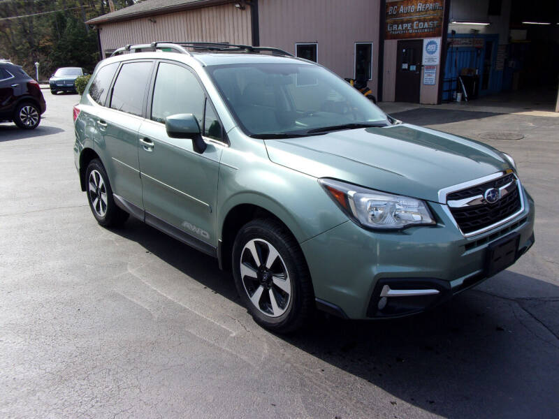 2018 Subaru Forester for sale at Dave Thornton North East Motors in North East PA