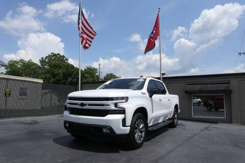 2021 Chevrolet Silverado 1500 for sale at Danny Holder Automotive in Ashland City TN