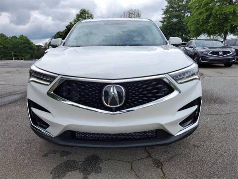 2021 Acura RDX for sale at CU Carfinders in Norcross GA