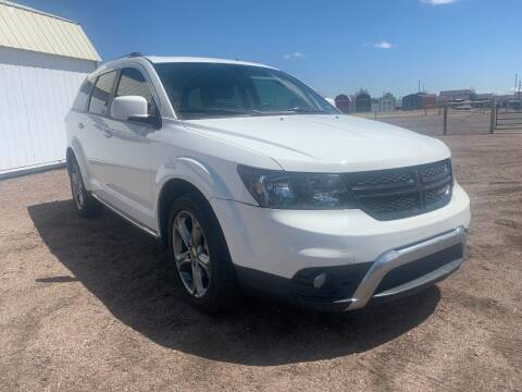 2017 Dodge Journey for sale at Praylea's Auto Sales in Peyton CO