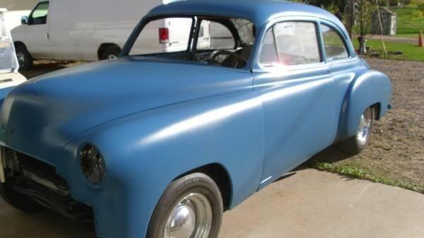 1950 Chevrolet 210 for sale in Hobart, IN