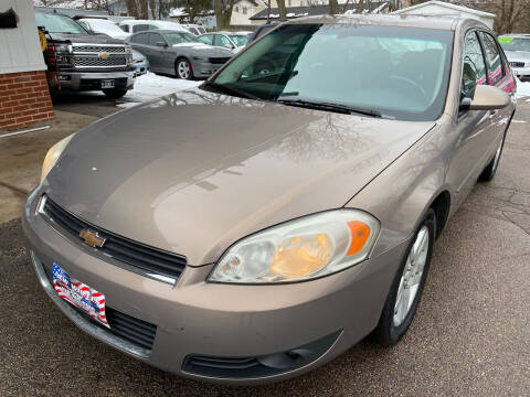 2006 Chevrolet Impala for sale at New Wheels in Glendale Heights IL