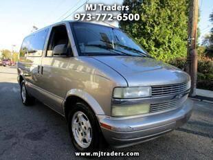2000 Chevrolet Astro for sale at M J Traders Ltd. in Garfield NJ