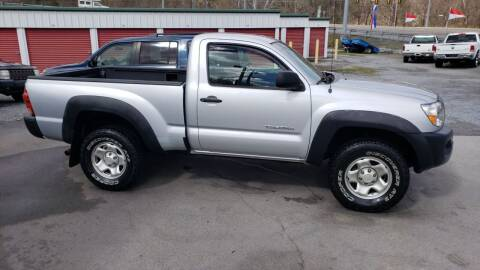 2006 Toyota Tacoma for sale at Green Tree Motors in Elizabethton TN