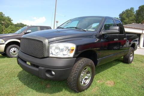 2007 Dodge Ram Pickup 1500 for sale at Modern Motors - Thomasville INC in Thomasville NC