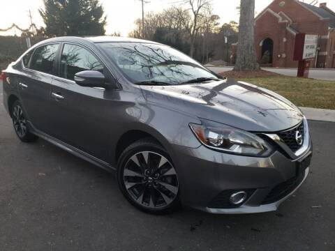 2018 Nissan Sentra for sale at McAdenville Motors in Gastonia NC