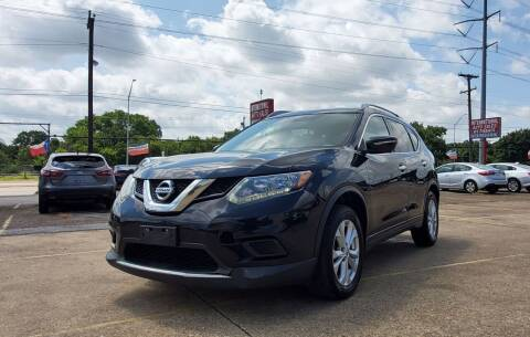 2014 Nissan Rogue for sale at International Auto Sales in Garland TX