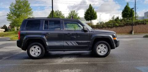 2014 Jeep Patriot for sale at Lehigh Valley Autoplex, Inc. in Bethlehem PA