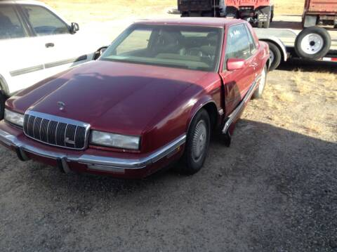 1992 Buick Riviera for sale at Melton Chevrolet in Belleville KS