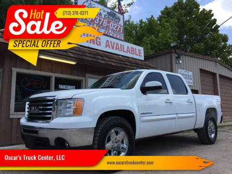 2013 GMC Sierra 1500 for sale at Oscar's Truck Center, LLC in Houston TX