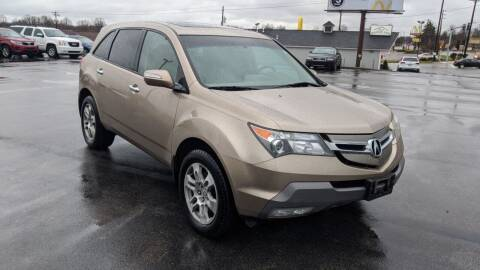 2007 Acura MDX for sale at Newport Auto Group in Austintown OH