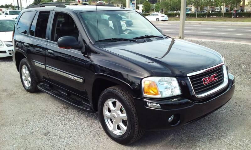 2005 GMC Envoy for sale at Pinellas Auto Brokers in Saint Petersburg FL