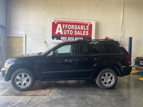 2009 Jeep Grand Cherokee for sale at Affordable Auto Sales in Humphrey NE