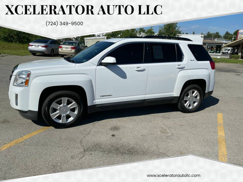 2013 GMC Terrain for sale at Xcelerator Auto LLC in Indiana PA