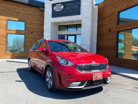 2018 Kia Niro for sale at Hamilton Motors in Lehi UT