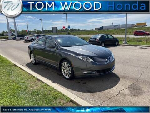 2016 Lincoln MKZ Hybrid for sale at Tom Wood Honda in Anderson IN