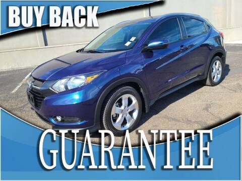 2016 Honda HR-V for sale at Reliable Auto Sales in Las Vegas NV