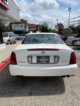 2000 Cadillac DeVille for sale at i3Motors in Baltimore MD