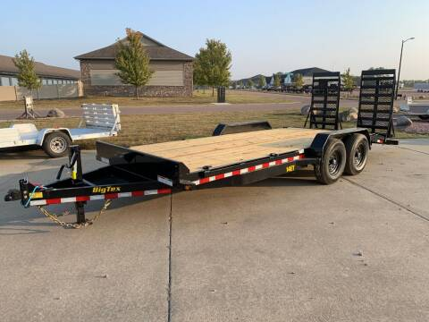 2021 Big Tex 14ET-20 #4147 for sale at Prairie Wind Trailers, LLC in Harrisburg SD