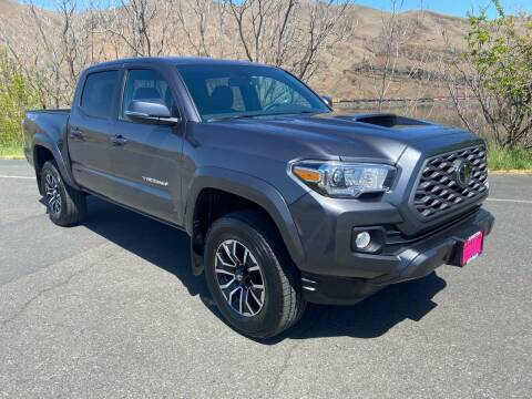2021 Toyota Tacoma for sale at Clarkston Auto Sales in Clarkston WA