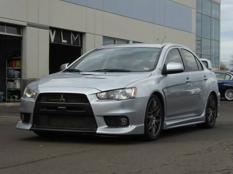 2008 Mitsubishi Lancer Evolution for sale at Loudoun Motor Cars in Chantilly VA