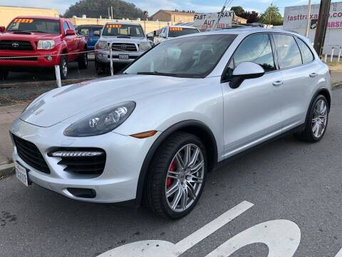 2013 Porsche Cayenne for sale at EKE Motorsports Inc. in El Cerrito CA