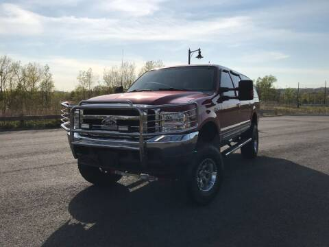 2002 Ford Excursion for sale at CLIFTON COLFAX AUTO MALL in Clifton NJ