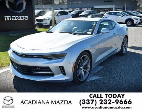 2017 Chevrolet Camaro for sale at Acadiana Automotive Group in Lafayette LA