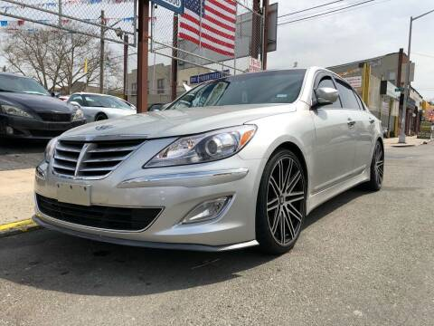 2013 Hyundai Genesis for sale at Cypress Motors of Ridgewood in Ridgewood NY