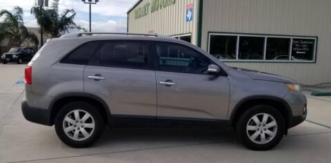 2011 Kia Sorento for sale at Budget Motors in Aransas Pass TX
