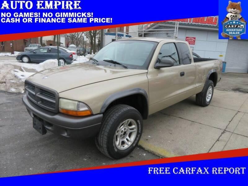 2002 Dodge Dakota for sale at Auto Empire in Brooklyn NY