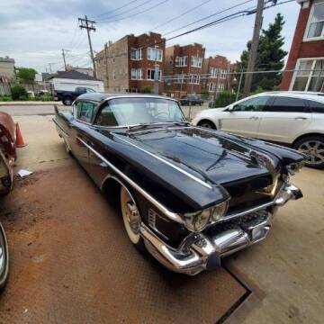 1958 Cadillac Series 62 for sale at Classic Car Deals in Cadillac MI