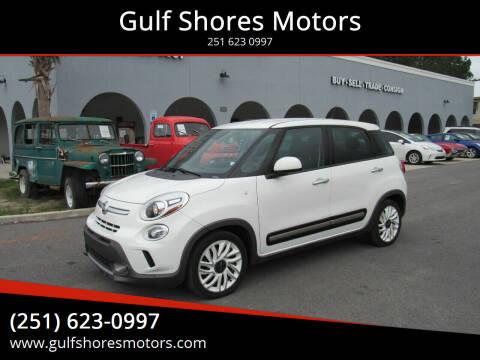 2014 FIAT 500L for sale at Gulf Shores Motors in Gulf Shores AL