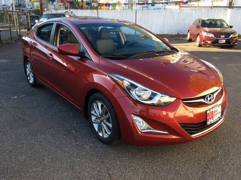 2014 Hyundai Elantra for sale at B & M Auto Sales INC in Elizabeth NJ