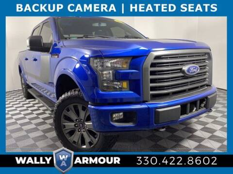 2017 Ford F-150 for sale at Wally Armour Chrysler Dodge Jeep Ram in Alliance OH