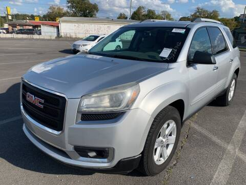 2014 GMC Acadia for sale at Diana Rico LLC in Dalton GA