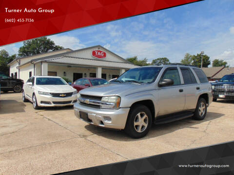 2006 Chevrolet TrailBlazer for sale at Turner Auto Group in Greenwood MS