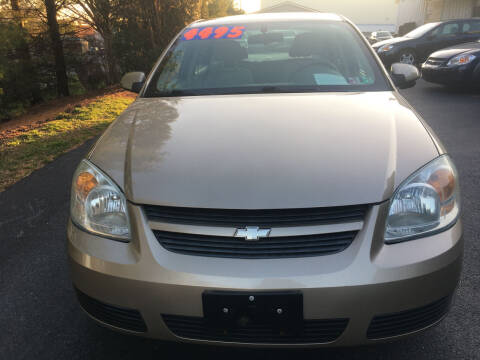 2007 Chevrolet Cobalt for sale at BIRD'S AUTOMOTIVE & CUSTOMS in Ephrata PA