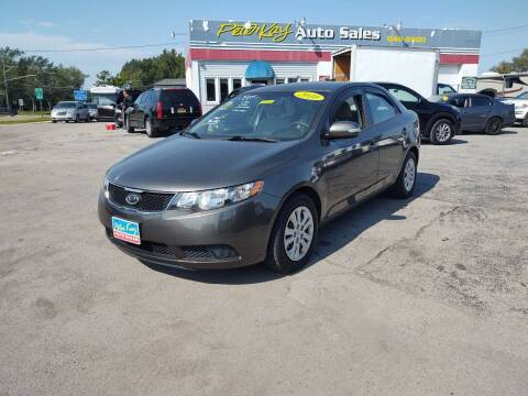 2010 Kia Forte for sale at Peter Kay Auto Sales in Alden NY