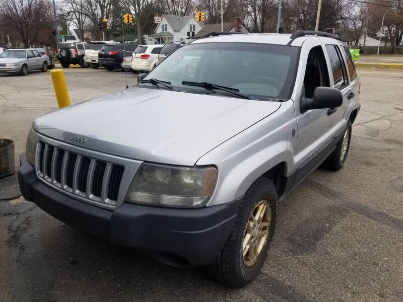 2004 Jeep Grand Cherokee for sale at D & D All American Auto Sales in Mt Clemens MI