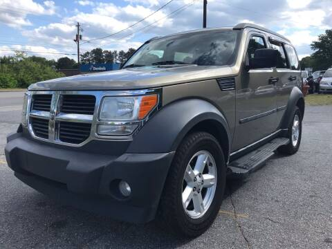 2007 Dodge Nitro for sale at CAR STOP INC in Duluth GA