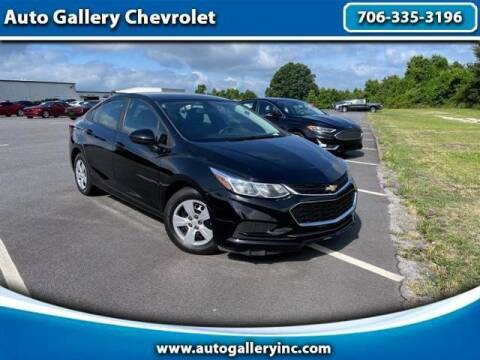 2017 Chevrolet Cruze for sale at Auto Gallery Chevrolet in Commerce GA