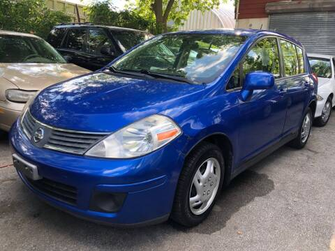 2009 Nissan Versa for sale at Autos Under 5000 + JR Transporting in Island Park NY