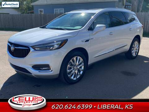 2021 Buick Enclave for sale at Lewis Chevrolet Buick of Liberal in Liberal KS
