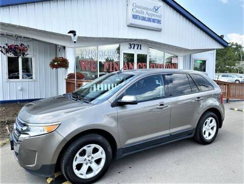 2013 Ford Edge for sale at North Oakland Motors in Waterford MI