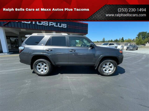 2016 Toyota 4Runner for sale at Ralph Sells Cars at Maxx Autos Plus Tacoma in Tacoma WA