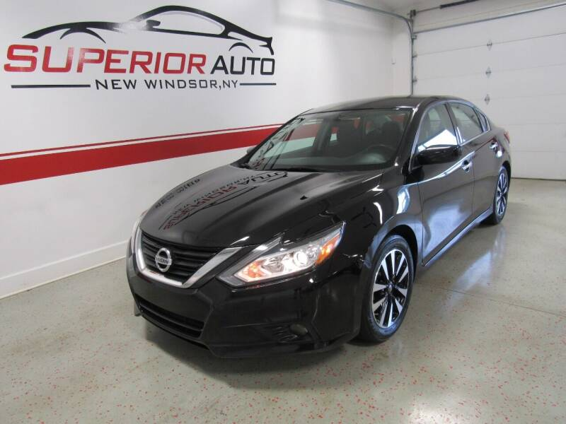 2018 Nissan Altima for sale at Superior Auto Sales in New Windsor NY