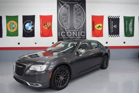2016 Chrysler 300 for sale at Iconic Auto Exchange in Concord NC